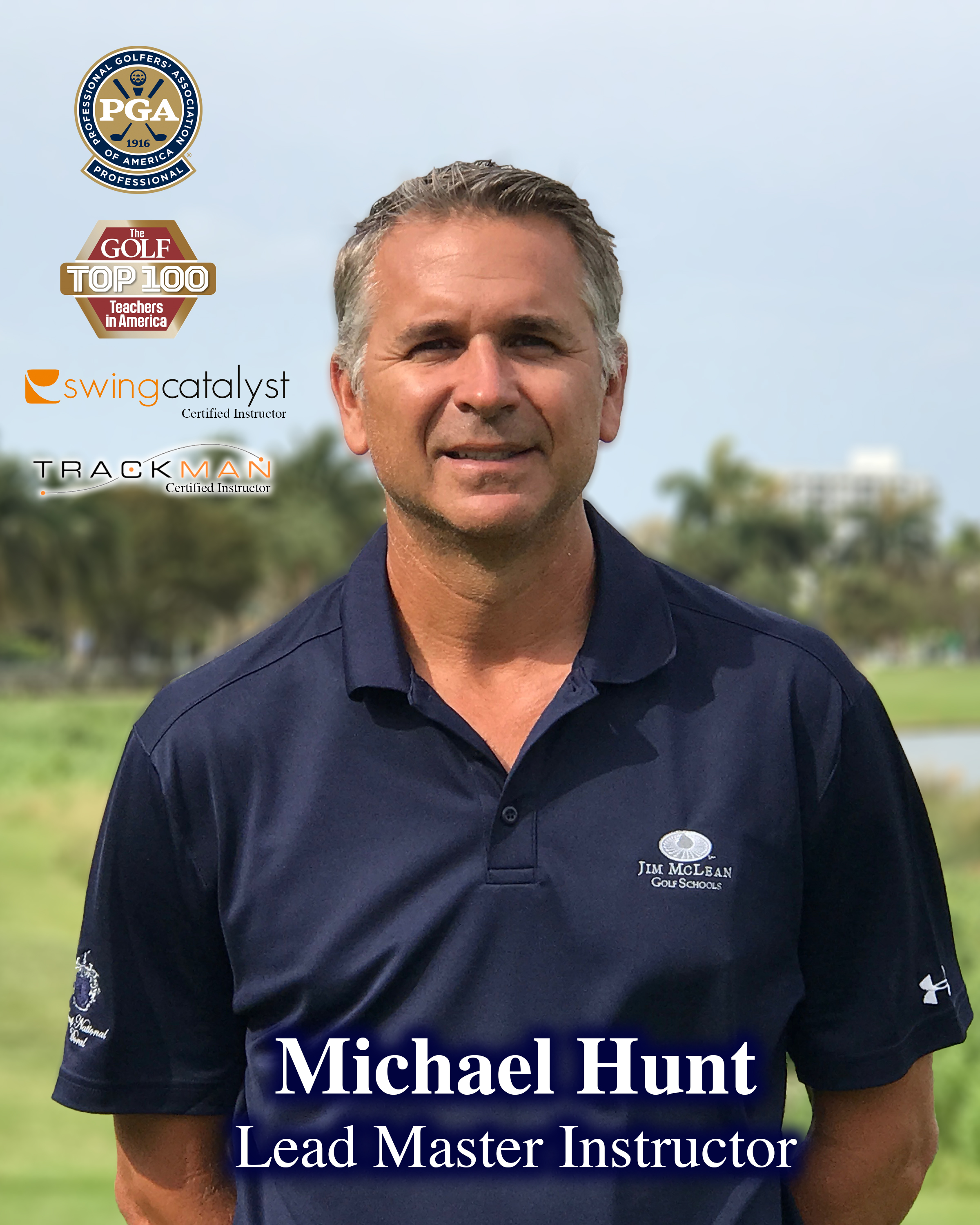 Michael Hunt - Lead Master Instructor